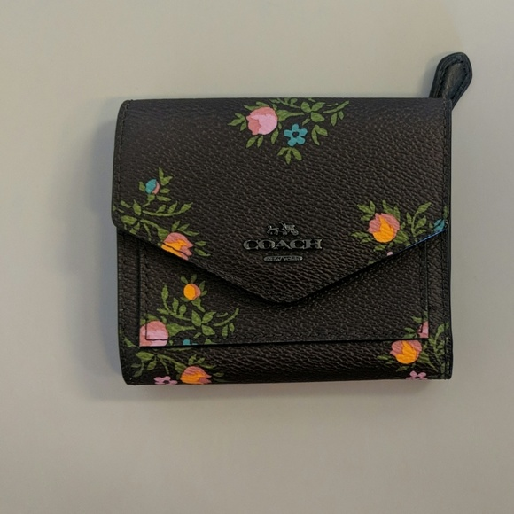 Coach Handbags - Small Coach Wallet